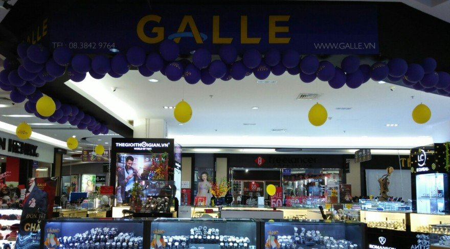 Galle Watch - BigC Pandora, TP.HCM