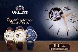 BST ĐỒNG HỒ ORIENT 1010 SPECIAL EDITION -