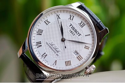 Đồng hồ Tissot 1853 Le Locle Powermatic 80 Automatic (Review)