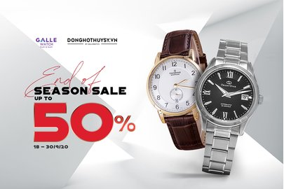 End Of Season - SALE UP TO 50%