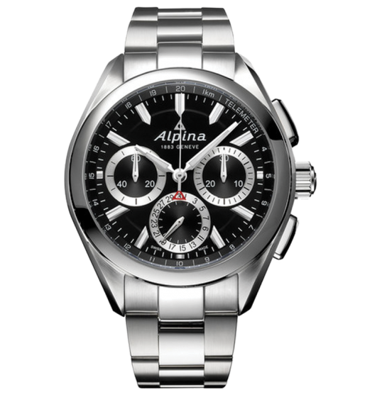 Đồng hồ nam Alpina Alpiner 4 Manufacture Flyback Chronograph AL-760BS5AQ6B