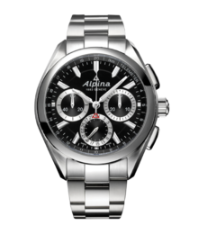 Đồng hồ Alpina Alpiner 4 Manufacture Flyback Chronograph AL-760BS5AQ6B