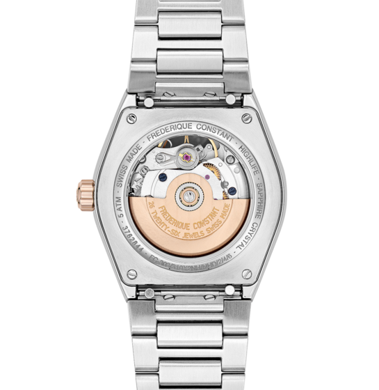 Đồng hồ Nữ Federique Constant Highlife - Ladies Automatic Heart Beat 2021 FC-310VD2NH2B