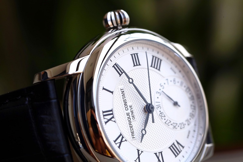 Top 5 bộ máy in-house nổi tiếng của Frederique Constant