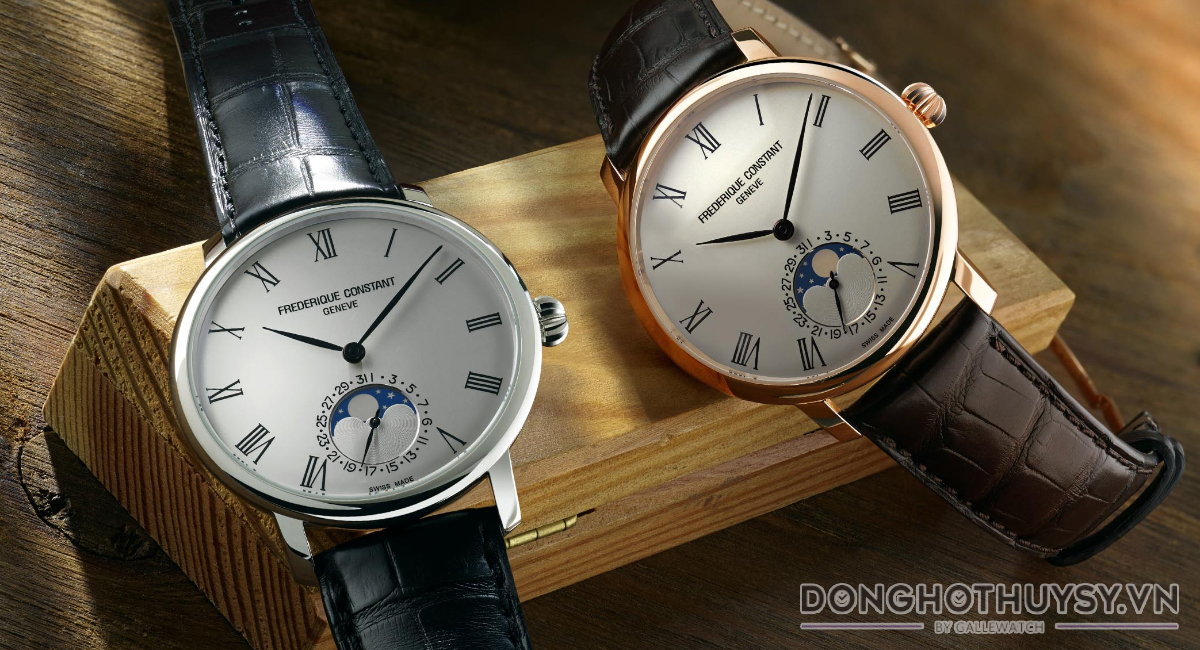 BST đồng hồ Frederique Constant Moonphase